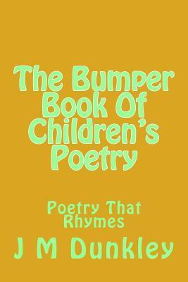 The Bumper Book of Children's Poetry