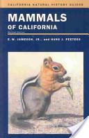 Mammals of California