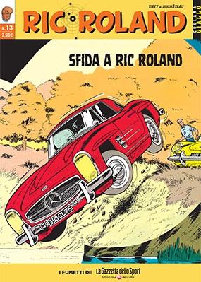 Ric Roland n. 13