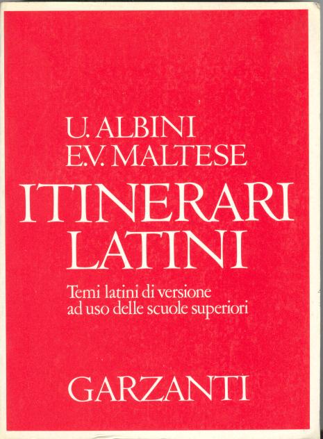 Itinerari latini