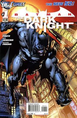Batman: The Dark Knight, Vol. 1