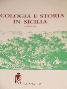 Ecologia e storia in Sicilia