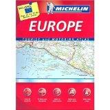 Michelin Road Atlas - Europe