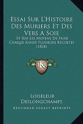 Essai Sur L'Histoire...
