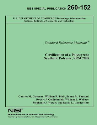 Certification of a Polystyrene Synthetic Polymer, Srm 2888
