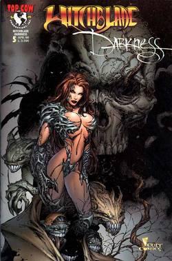Witchblade Darkness n. 5