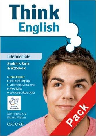 Think English. Intermediate. Student's book-Workbook-My digital book. Con espansione online. Per le Scuole superiori. Con CD-ROM