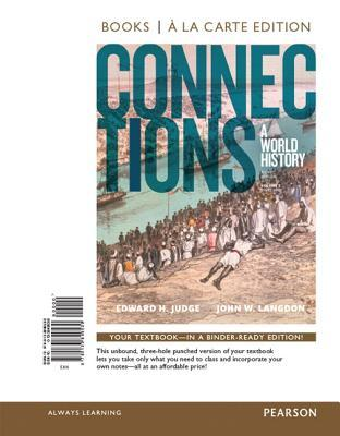 Connections + New Myhistorylab for World History Access Card