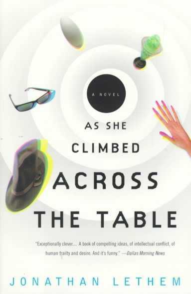 As She Climbed acros...