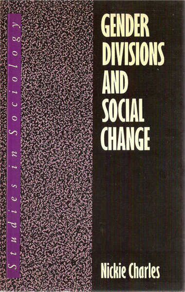 Gender divisions and social change