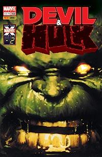 Devil & Hulk n. 100