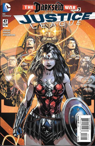 Justice League Vol.2 #47