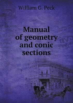 Manual of Geometry and Conic Sections
