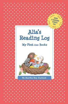 Alia's Reading Log