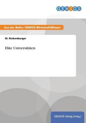 Elite Universitäten