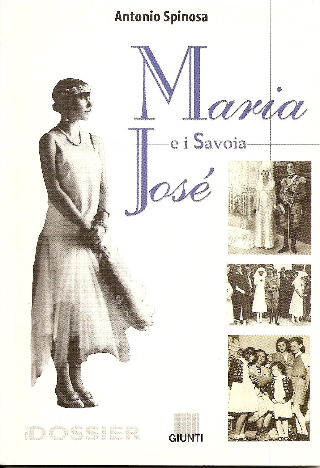 Maria Josè e i Savoia