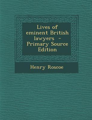Lives of Eminent Bri...