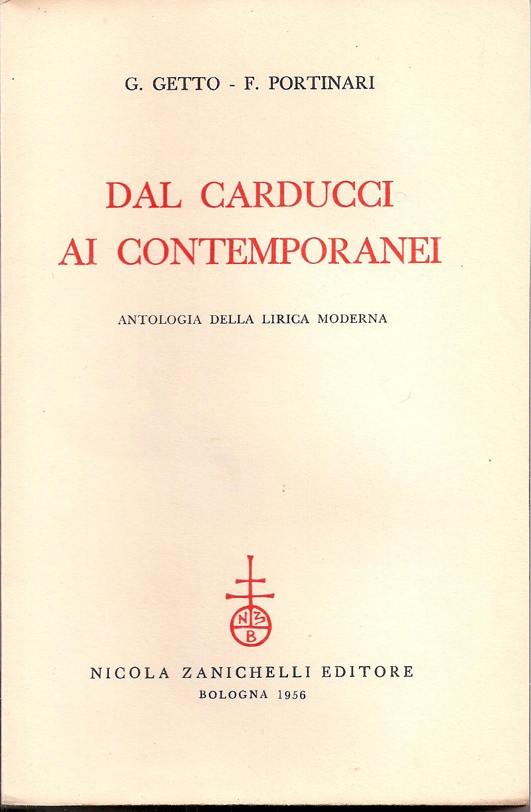 Dal Carducci ai cont...