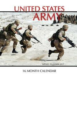 United States Army 2017 Weekly Planner