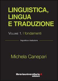 Linguistica, lingua e traduzione