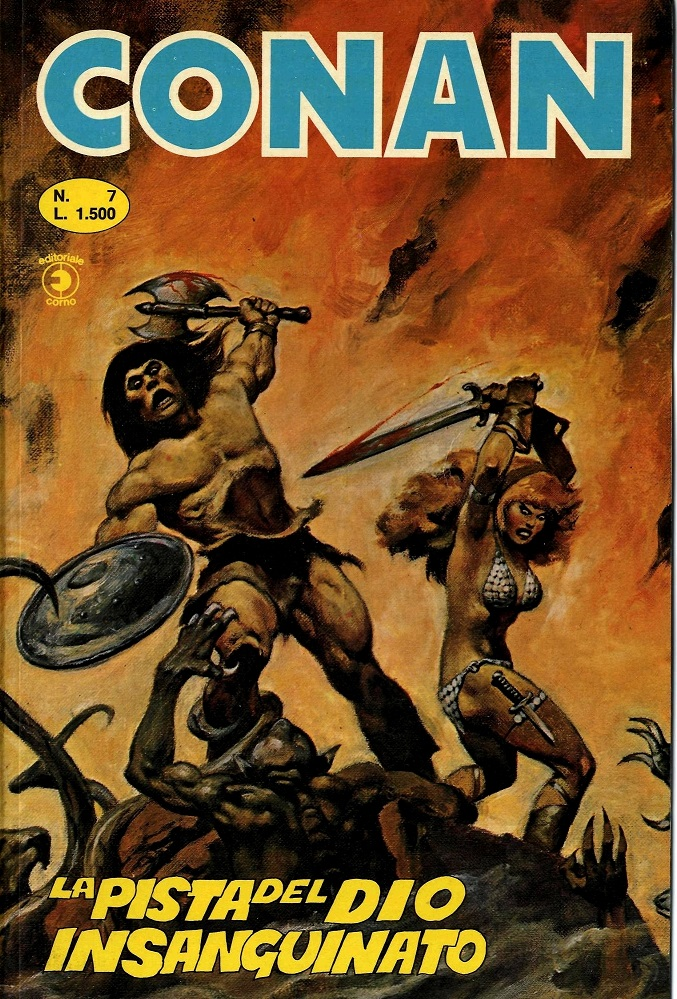 Conan n. 7
