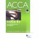 ACCA (New Syllabus) - F1 Accountant in Business