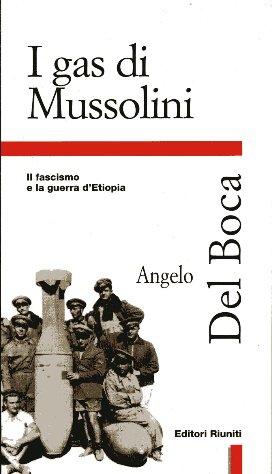 I gas di Mussolini