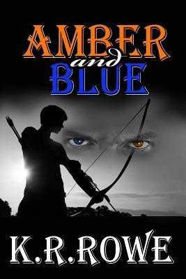 Amber and Blue