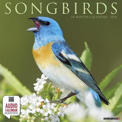 Songbirds 2018 Calen...
