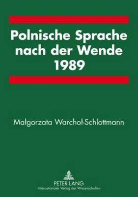 Polnische Sprache Nach Der Wende 1989