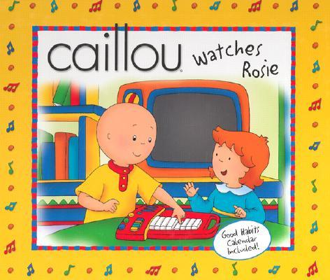 Caillou Watches Rosi...
