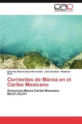 Corrientes de Marea en el Caribe Mexicano