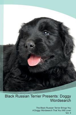 Black Russian Terrier Presents