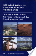 1990 United Nations List of National Parks and Protected Areas