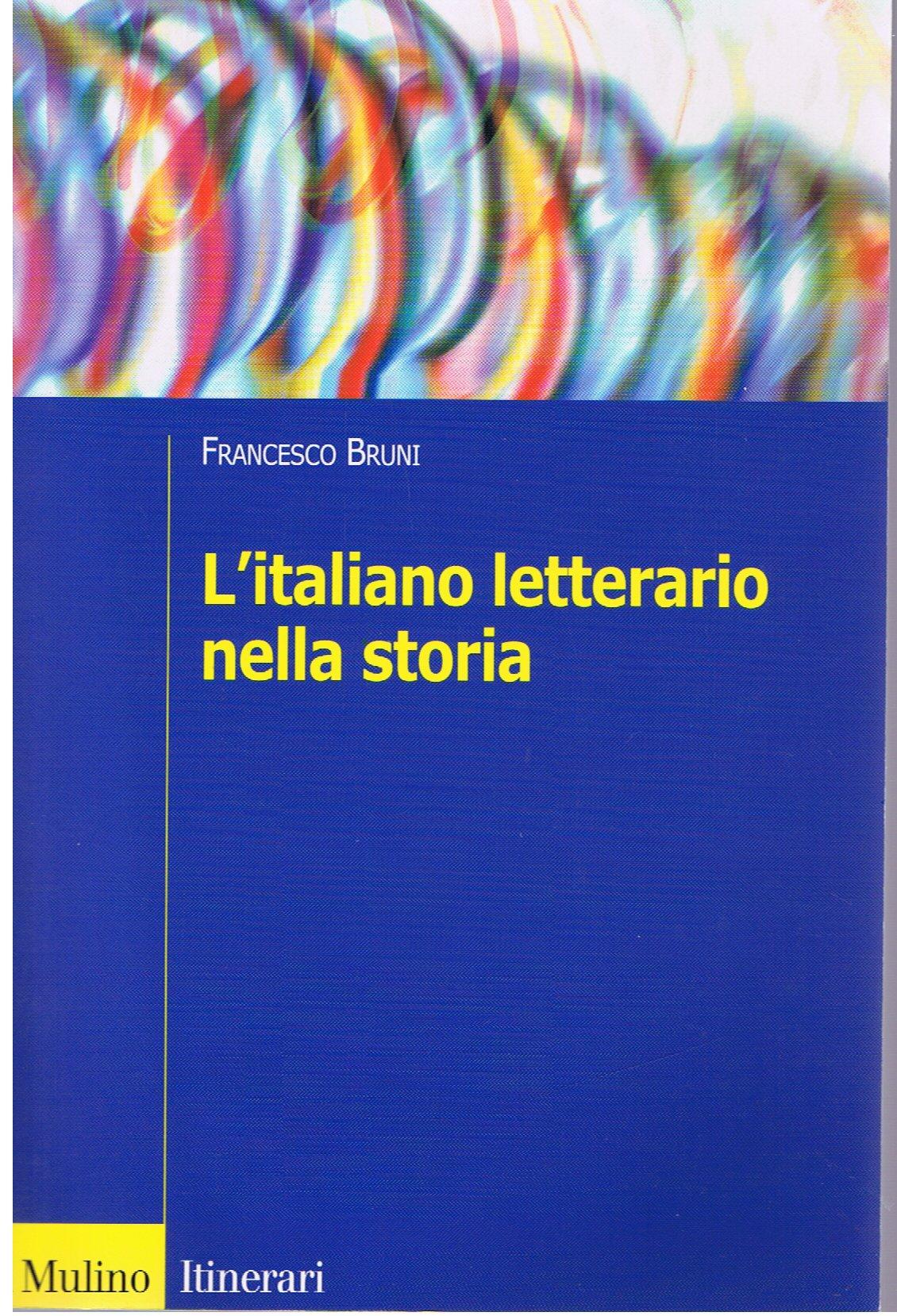 L' italiano letterar...