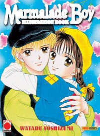 Marmalade Boy Illustration Book