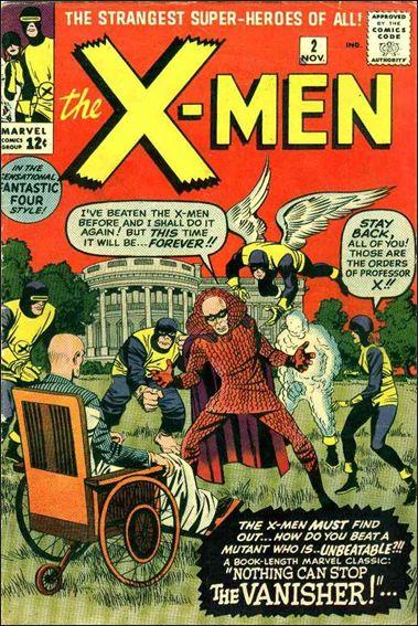 The X-Men Vol.1 #2