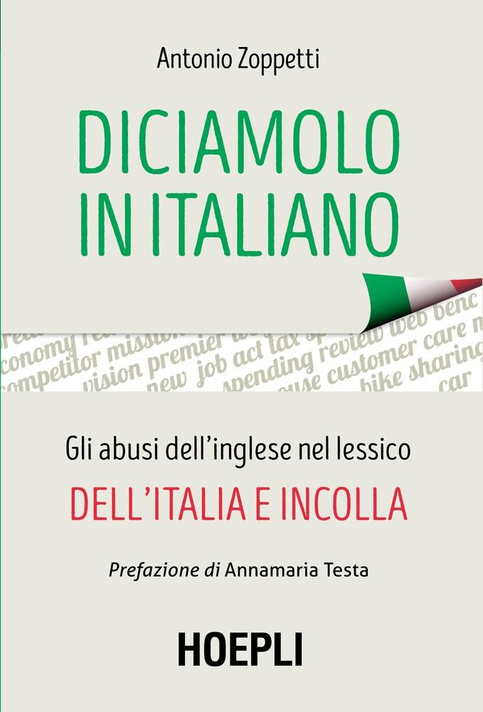 Diciamolo in italian...