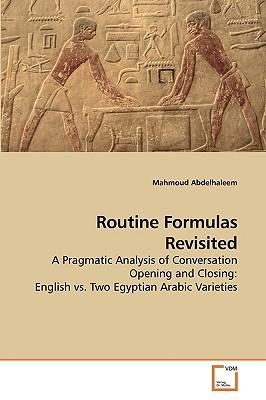Routine Formulas Revisited
