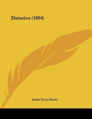 Dainties (1894)