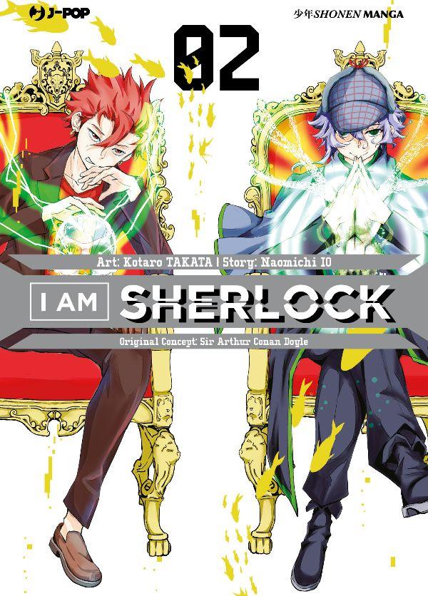 I am Sherlock vol. 2
