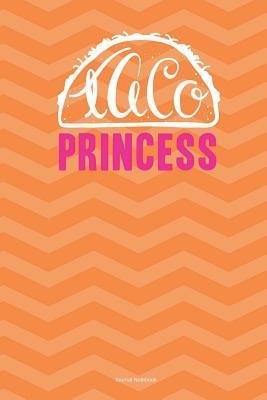 Taco Princess Journal Notebook