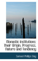 Monastic Institution...