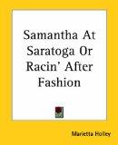 samantha at saratoga or racin' after fashion