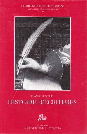 Histoire d'écritures