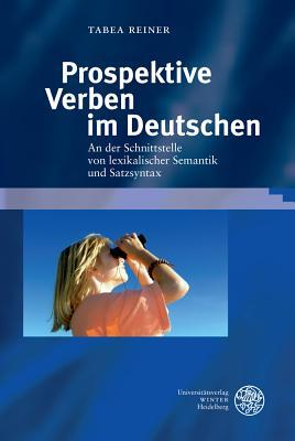 Prospektive Verben Im Deutschen