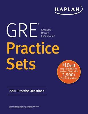 GRE Practice Sets