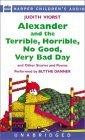 Alexander and the Terrible, Horrible, No Good, Very Bad Day, and Other