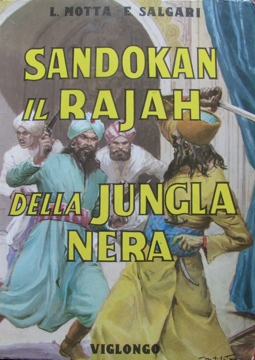 Sandokan il rajah della jungla nera