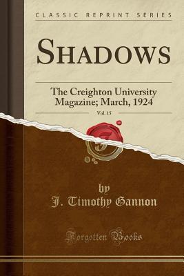 Shadows, Vol. 15
